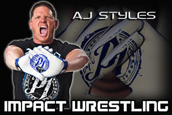 AJStyles Impact Wrestling